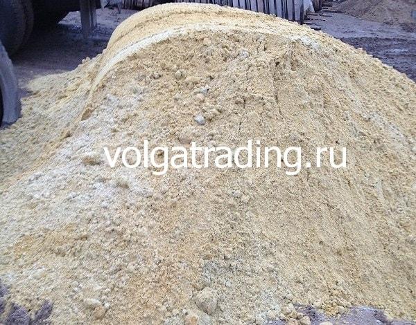 Купите белый карьерный песок в Саратове