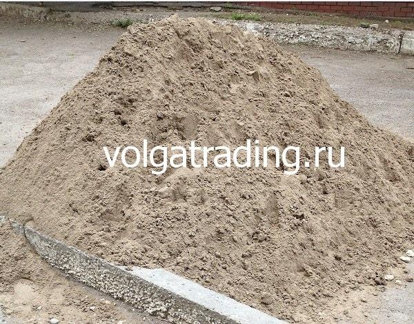 Купите речной песок в Саратове
