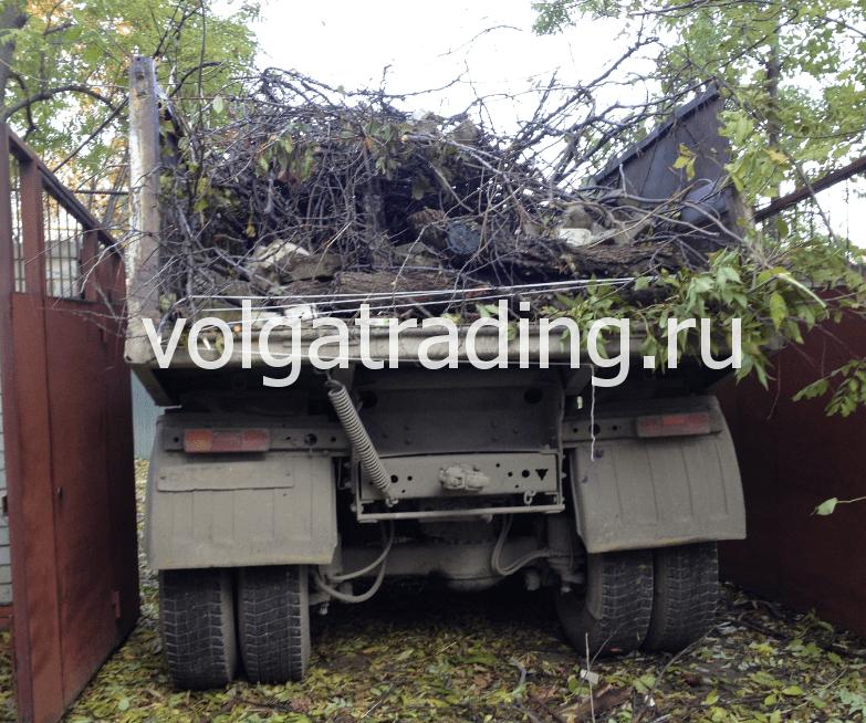 Вывоз мусора в Саратове